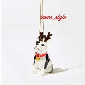 REINDEER FRENCH BULLDOG 🐶 ORNAMENT FRENCHIE
